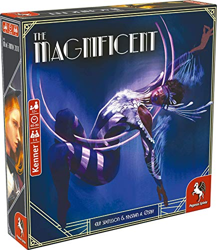 Pegasus Spiele 53070G - The Magnificent