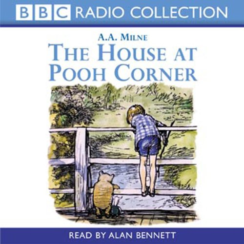 The House at Pooh Corner audiobook cover art