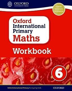 Oxford International Primary Maths Workbook 6