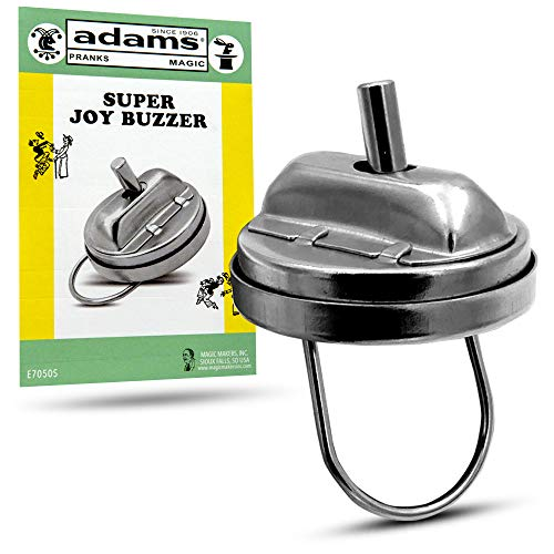 Magic Makers Super Joy Buzzer by SS Adams Novelty and Pranks