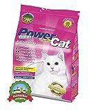 PowerCat 9120004635082 Silica Katzenstreu 25.2 kg