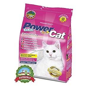 PowerCat 9120004635082 Silica Katzenstreu 25.2 kg 1
