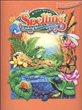 Steck-Vaughn Spelling: Teacher's Edition Grade 2 Linking Words to Meaning 2002 by STECK-VAUGHN (2000-10-12)