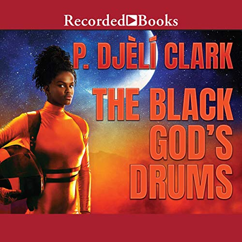 The Black God's Drums cover art