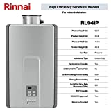 Photo #2: Rinnai RL94IP HE+ Tankless Propane Water Heater 9.4 GPM
