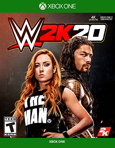 WWE 2K20 for Xbox One [USA]