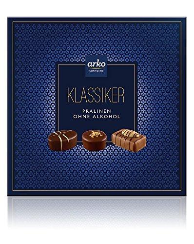 Arko Pralinen-Klassiker, Ohne Alkohol, 250 G
