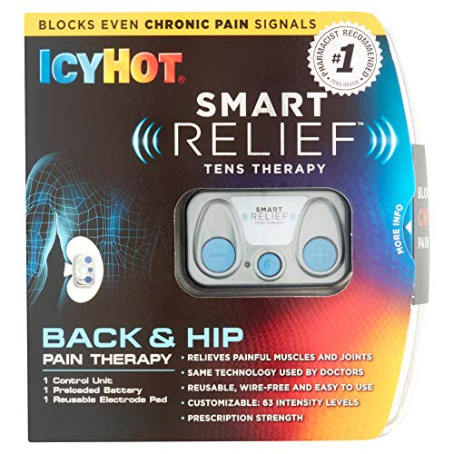 Icy Hot Smartrelief Strte Size 1ct Icy Hot Smartrelief Starter Kit