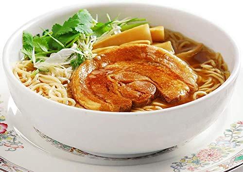 聘珍樓(へいちんろう) 【冷凍】 聘珍樓 チャーシュー麺 (3パックセット・3人前)肉厚のチャーシュー入り