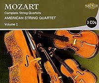 Complete String Quartet Vol. 2