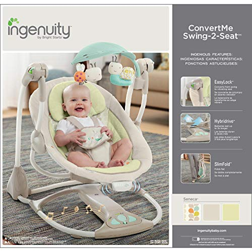 KidsII Ingenuity ConvertMe Swing