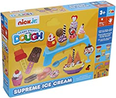 Save on addo Nick Jr. Ready Steady Dough Supreme Ice Cream Dough Set for Kids and other toys