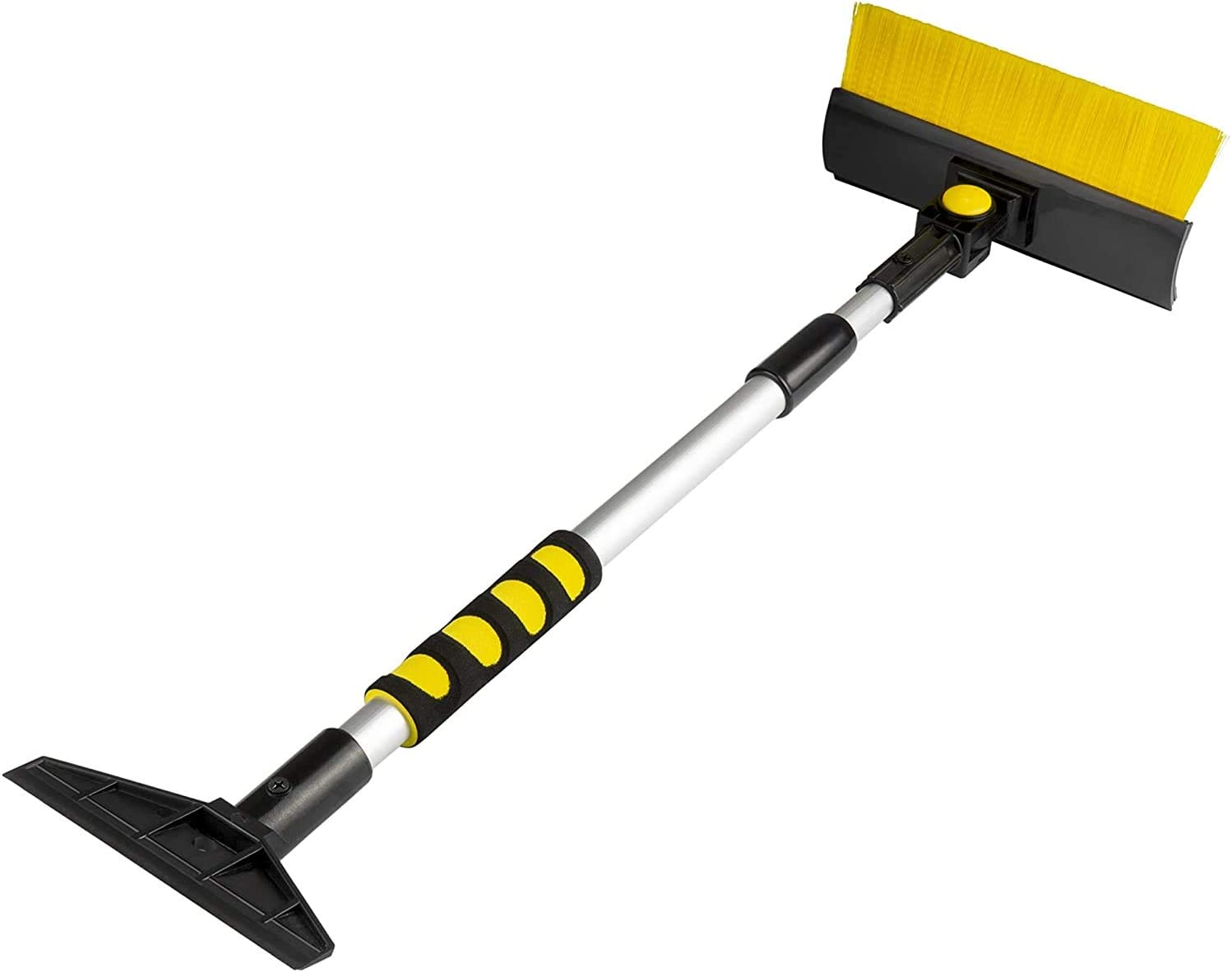 Zone OFFicial site Tech Extendable Ice Scraper and Brush Grip Direct store †w Snow Foam