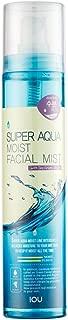 super aqua moist facial mist