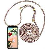 MXKOCO Funda con Cuerda para Huawei Mate 10 Lite Carcasa de movil con Cuerda para Colgar - Funda con Correa para Hombro...