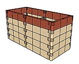 Juwel 20336 Aufbausatz für Anzucht-Früchte 130x60x13 cm
