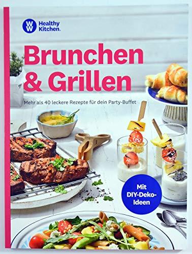 Brunchen & Grillen Kochbuch von Weight Watchers 2020