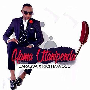 Kama Utanipenda (feat. Rich Mavoko)