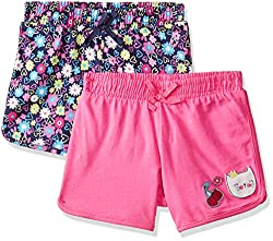 Mothercare Girls Shorts (Pack of 2)