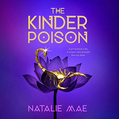 The Kinder Poison cover art