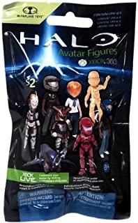 Halo Xbox Live Avatars McFarlane Toys Series 2 Blind Capsule Mystery Pack [1 Random Figure!]