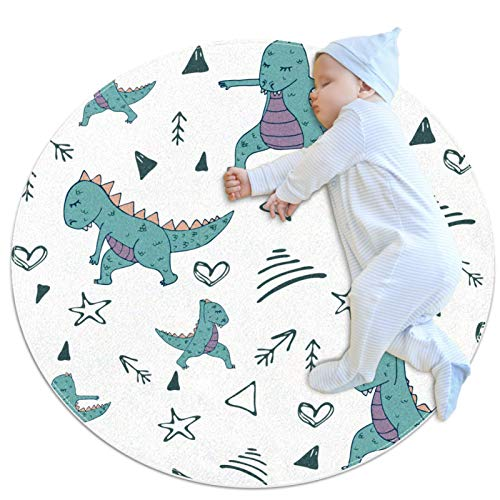 Tappeto per bambini, tappeto per la camera da letto, soggiorno, sala giochi e pavimento