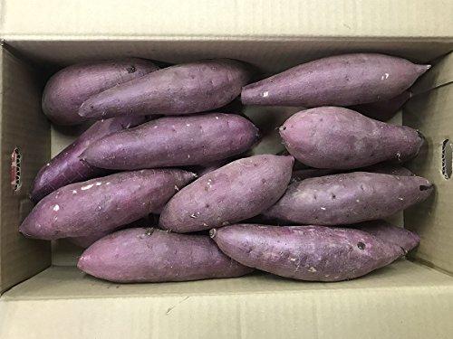 鹿児島(茨城)県産 さつまいも 紅はるか 秀品・Lサイズ 5kg(約20本入り)