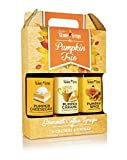 Jordan's Skinny Syrups Pumpkin Syrup Trio, Sugar Free Flavoring Syrup, 12.7 Ounce Bottle (Pack of 3)