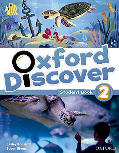 Oxford Discover 2 - Student Book
