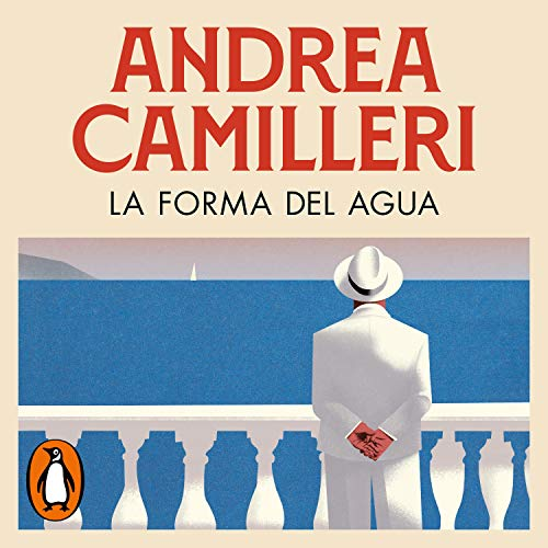 Couverture de La forma del agua (Comisario Montalbano 1) [The Shape of Water: The Inspector Montalbano Mysteries, Book 1]