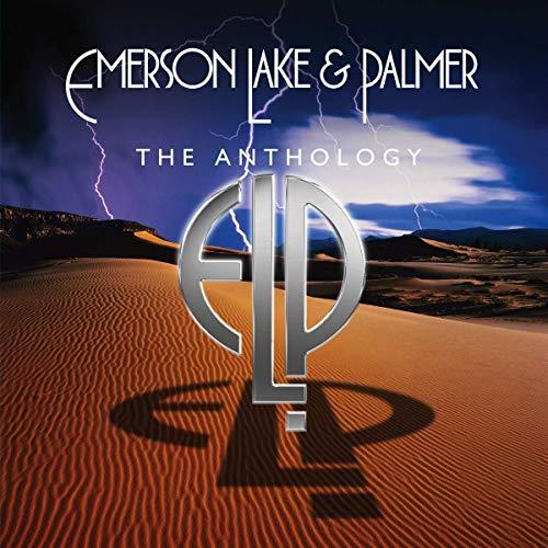 Emerson, Lake & Plamer -The Anthology (4 Lp-Vinilo)