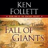 Bargain Audio Book - Fall of Giants
