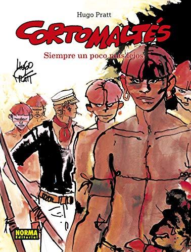 3.Corto Maltés. Siempre Un Poco Más Lejos (Color)