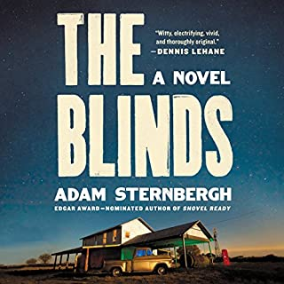 The Blinds audiobook cover art
