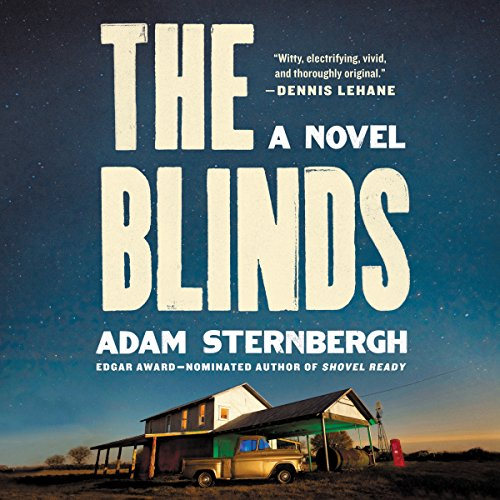 The Blinds     A Novel              By:                                                                                                                                 Adam Sternbergh                               Narrated by:                                                                                                                                 Stephen Mendel                      Length: 10 hrs and 46 mins     82 ratings     Overall 3.9