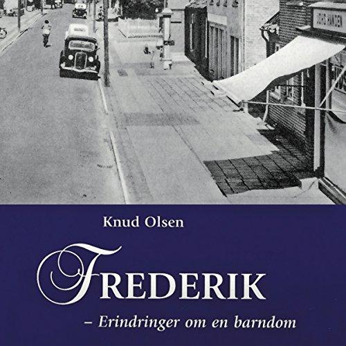 Frederik - Erindringer om en barndom i Søllested cover art