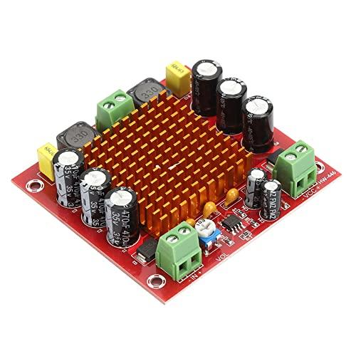 Weikeya Sencillo Poder Amplificador Tablero, Calidad Material Abdominales y Chip Chip Colocar
