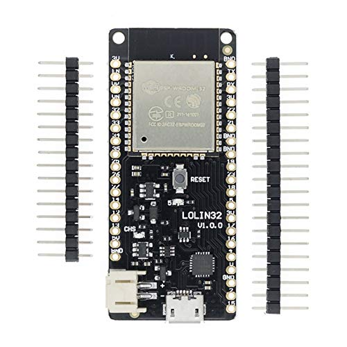 ESP32 ESP-32 ESP-32S ESP32S per WEMOS MINI D1 WiFi Modulo wireless Bluetooth Bluetooth basato su ESP-WROOM-32 Dual Core Mode CPU ( Size : A )