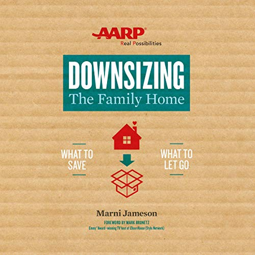 『Downsizing the Family Home』のカバーアート
