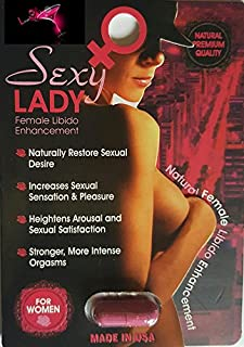 SEXY LADY AND SPARXXX (SUPER COMBO) 12 pill Woman Sexual Supplement Enhancement FOR A NIGHT YOU'LL NEVER FORGET AND WILL LEAVE YOUR PARTNER BEGGING FOR MORE PLUS LOVE POTION EXCLUSIVE LIP BALM