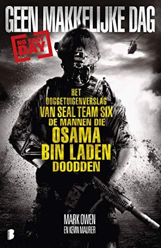 Geen makkelijke dag (Dutch Edition)