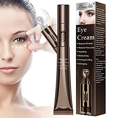 Eye Firming Cream, Anti-Aging Eye Cream, Eye Treatment Cream, EyeFirmnessCream for Reduce Wrinkle,Dark Circles, Fine Lines & Puffiness - Anti Aging & Nourishes Skin for Men & Women Day and Night