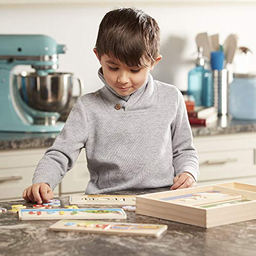 Melissa and Doug See and Spell Learning Toy