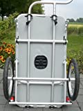 Petego Comfort Wagon M – gefederter Aluminium Hundeanhänger Fahrradanhänger - 2