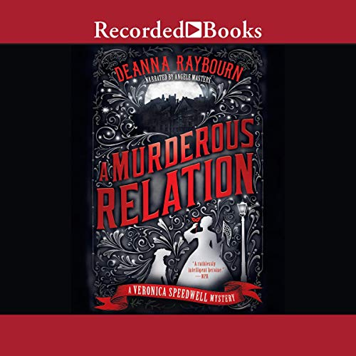 A Murderous Relation audiobook cover art