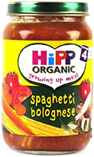 Hipp 15 Month Organic Spaghetti Bolognese 275g