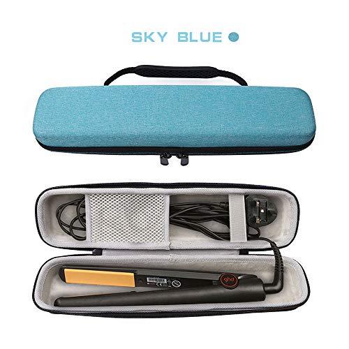 ghd Max Styler KT-Case - Estuche para alisar el pelo (cerámica), color azul