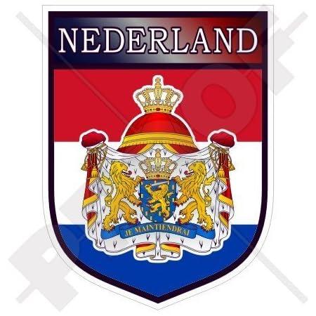 Niederlande Holland Niederlande NiederlÄndischer Schild 100mm Auto Motorrad Aufkleber Vinyl Sticker Garten