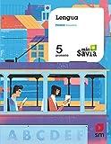 Lengua. 5 Primaria. Más Savia