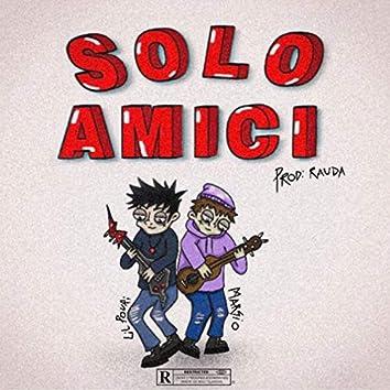 Solo amici (feat. Margio)